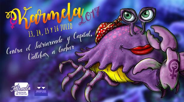 Fiestas de la Karmela 2017 en Vallekas