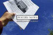 'Poetry News - Poesía para la realidad' - Proyecto de revista poética trimestral