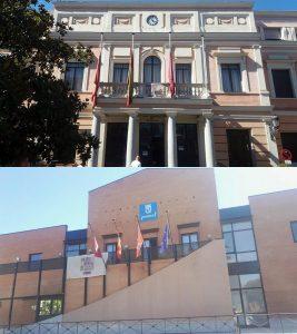 Banderas a media asta en ambas Juntas de Distrito de Vallecas