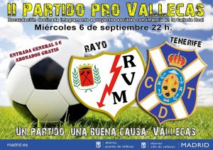II Partido Pro Vallecas