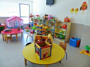 Sala de Pediatría del HUIL