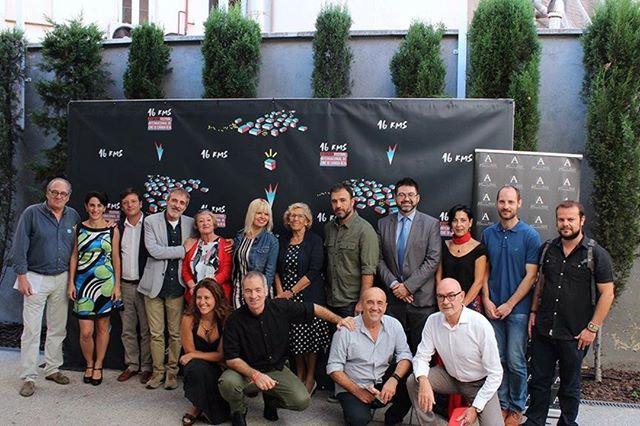 Actrices, actores y personalidad públicas que participan en el Festival