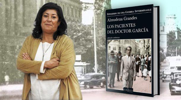 Presentación de 'Los pacientes del Doctor García' de Almudena Grandes en Vallecas