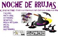 'Noche de Brujas' - Actividades para peques en Entrevías