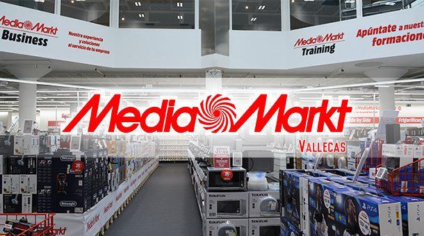 MediaMarkt llega a Vallecas con su nuevo establecimiento en el Centro Comercial Albufera Plaza