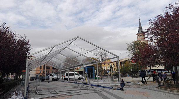 Villa de Vallecas tendrá una pista de patinaje sobre hielo gratuita para estas navidades