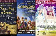 Cabalgatas de los Reyes Magos en Villa de Vallecas y Puente de Vallecas 2018