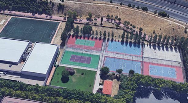 Reformas de equipamientos deportivos en Puente y Villa de Vallecas