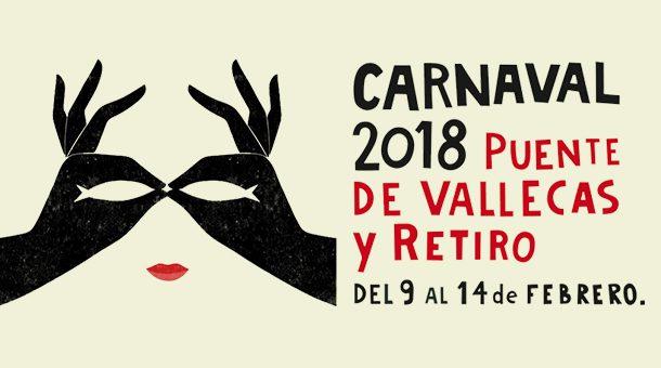 Carnaval 2018 - Puente de Vallecas y Retiro protagonizan el Carnaval de Madrid