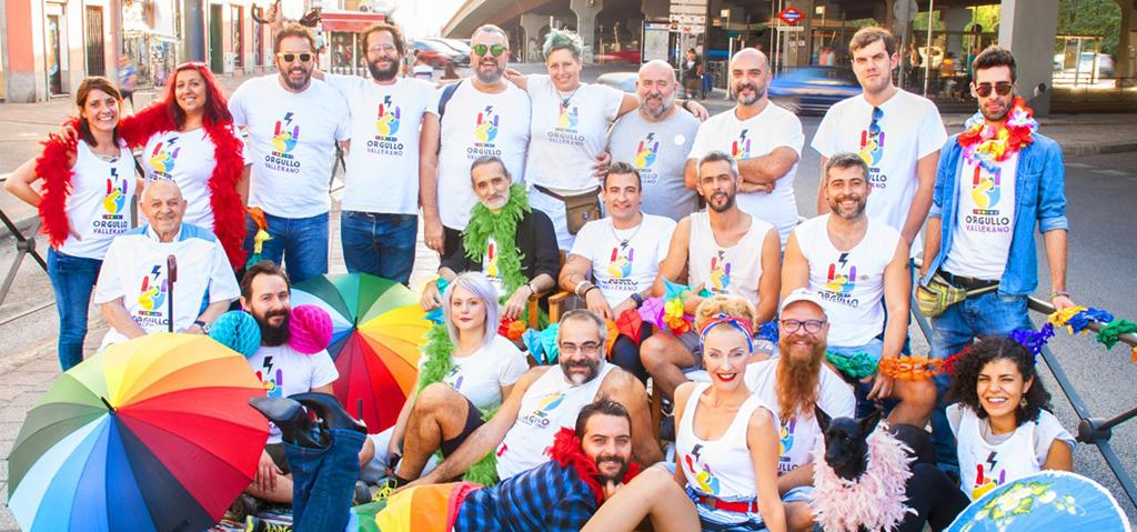 Orgullo Vallekano en Puente de Vallecas