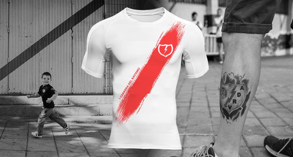 Camiseta conmemorativa de la I Edición de esta carrera