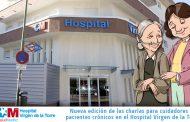 Nueva edición de las charlas para cuidadores de pacientes crónicos en el Hospital Virgen de la Torre – Enero 2018