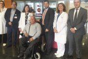 El Hospital Infanta Leonor trabaja por mejorar la accesibilidad de personas con movilidad reducida