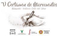 V Certamen de Microcuentos Blimunda - Vallecas Calle del Libro 2018