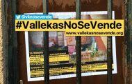 Vallekas No Se Vende - Movimiento vecinal contra la degradación del barrio