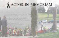 Actos in Memoriam por las víctimas del 11-M