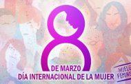 Actividades por el Día Internacional de la Mujer en Villa y Puente de Vallecas – Huelga Feminista 8M 2018