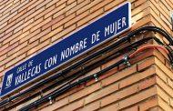 La activista Amaya Imaz dará nombre a una plaza de Puente de Vallecas