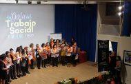 El programa 'Vallecas Activa' es galardonado con el Premio del Trabajo Social 2018 a Mejor acción de Innovación Social