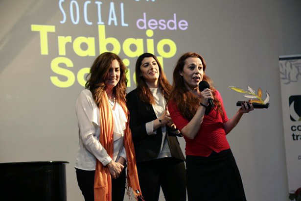 PremioTSMadrid como mejor experiencia en InnovaciónSocial