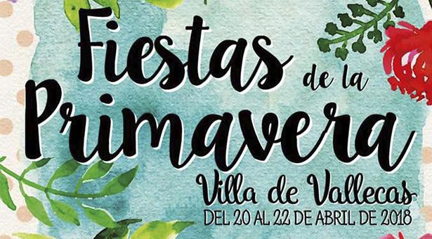 Fiestas de la Primavera en Villa de Vallecas - 2018