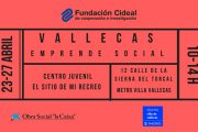 Talleres de Innovación y Emprendimiento Social en Villa de Vallecas