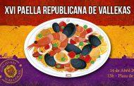 XVI Paella Republicana de Vallekas - 14 de Abril 2018
