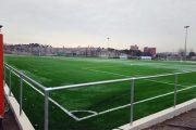 Inauguración del remodelado campo de fútbol de El Pozo del Tío Raimundo