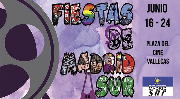 XXIII Fiestas de Madrid Sur 2018 - 16 al 24 de Junio