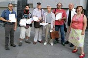 """La Alianza """"Incineradora Valdemingómez No"""" ha presentado 24.000 firmas por el cierre definitivo de la incineradora"""