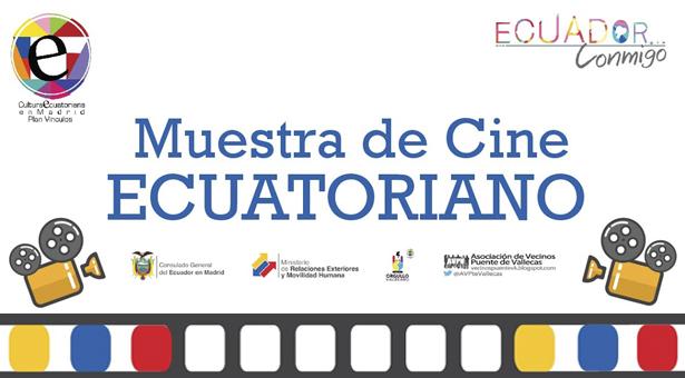 Ecuador en Vallecas: Muestra de cine ecuatoriano en el Puente de Vallecas