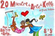 XX Muestra de Arte de Kalle del Pueblo de Vallekas
