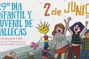 XXIX Día Infantil y Juvenil de Vallecas - 2 de Junio de 2018