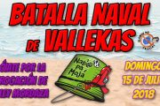 Batalla Naval de Vallekas 2018 - Mójate por la derogación de la Ley Mordaza