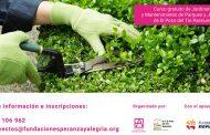VI edición del Curso de mantenimiento de Parques y Jardines de El Pozo del Tío Raimundo