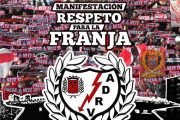 Manifestación rayista el 1 de Septiembre en Vallecas por el futuro del Rayo Vallecano