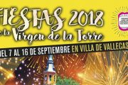 Fiestas de la Virgen de la Torre 2018 de Villa de Vallecas