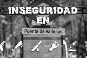 Inseguridad en Puente de Vallecas: Repunte de agresiones y violencia