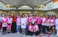Mujeres tratadas de cáncer de mama en el Hospital Infanta Leonor harán el Camino de Santiago