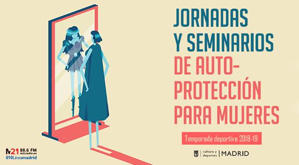 Ii Jornadas Y Seminarios De Autoprotección Para Mujeres 2018 En
