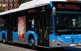 Modificaciones de itinerarios en las líneas 54 y 56 de la EMT