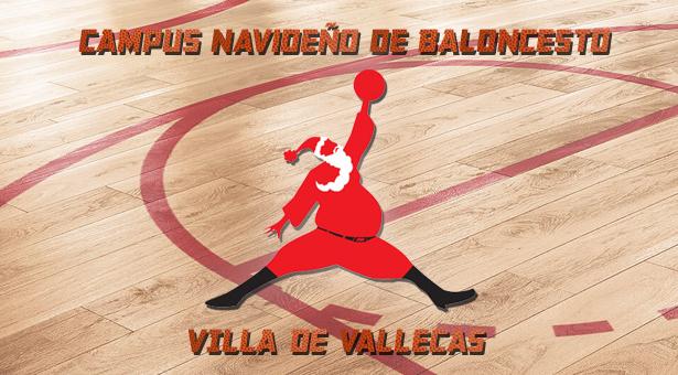 Campus Infantil de Baloncesto en Villa de Vallecas estas Navidades