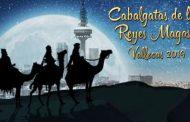 Cabalgatas de los Reyes Magos en Villa de Vallecas y Puente de Vallecas 2019