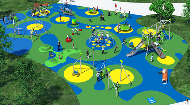 El Ensanche de Vallecas recibirá grandes inversiones en infraestructuras y zonas verdes