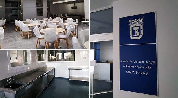 El barrio de Santa Eugenia dispondrá de una Escuela de Hostelería en el Mercado Municipal