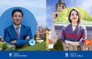 Borja Fanjul y Concha Chapa son los nuevos presidentes de las Juntas Municipales de Vallecas